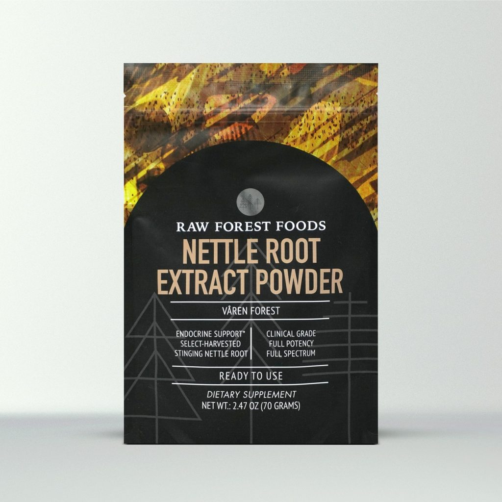 Nettle Root Extract Prevents