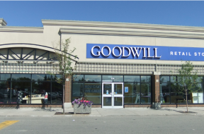 Calgary Trans Canada Goodwill Thrift Store Donation Centre