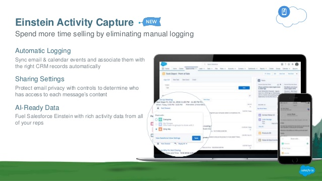5 Things to Know About Einstein Activity Capture with Salesforce